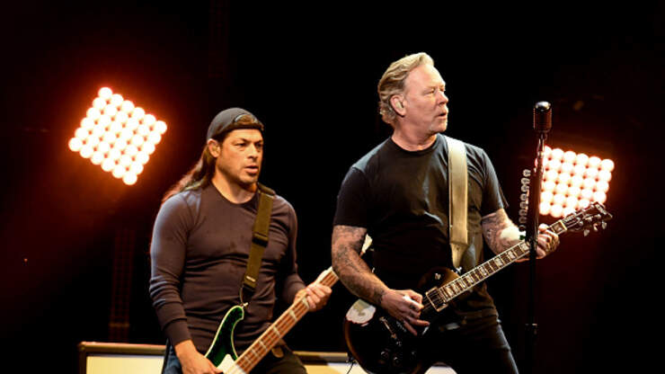 Metallica To Play Live Concert For Drive-In Theaters
