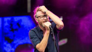 Katie On The X - New album from The National up ahead