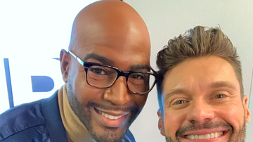 Ryan Seacrest - Karamo Brown Gives Ryan Seacrest the Fab 5 Stamp of Approval! Watch