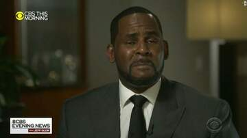 Viva La Koi - Snippet of the R.Kelly interview from CBS in the morning