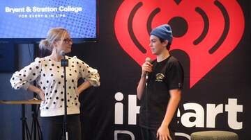 Photos - KISS FM Lounge with Austin Brown Monday March 4th