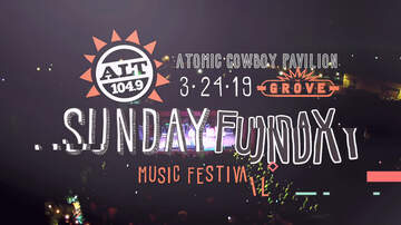 None - Sunday Funday Music Festival 2019 Announce Video