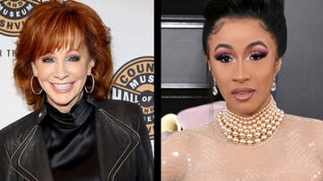 CMT Cody Alan - Reba McEntire Channeling Cardi B Is Better Than 'Okrrrr'