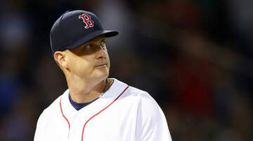 Boston Sports - Red Sox Pitcher Steven Right Suspended After Positive Drug Test