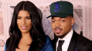 Ashley Nics - Chance the Rapper Is Officially Married!