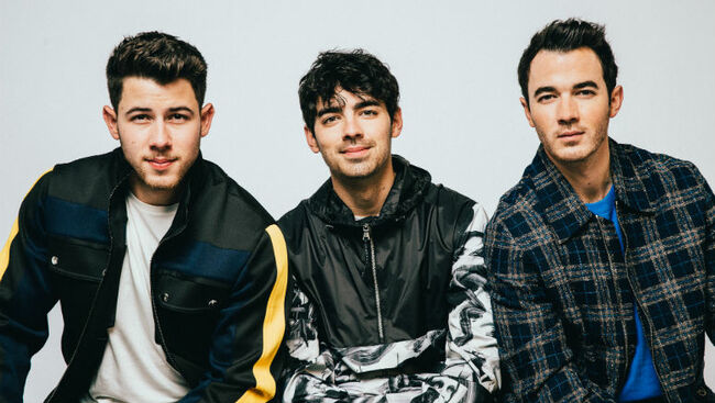 Jonas Brothers Announce Release Date For New Album 'Happiness Begins'