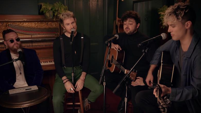 Walk The Moon Covers Adele's 'Someone Like You': Watch