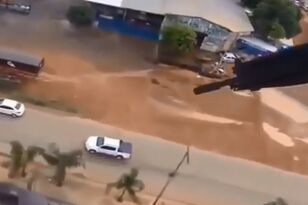 If You Flee in Brasil, They'll Shoot at You From a Helicopter