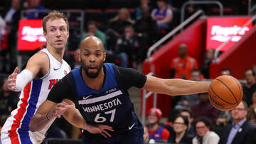 Wolves - Towns scores 24 as Pistons top T'wolves | KFAN