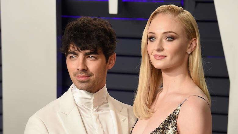 Joe Jonas Got Sophie Turner The Best Hannah Montana-Inspired Christmas Gift