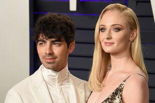 Joe Jonas Reveals When He & Sophie Turner Are Getting Married