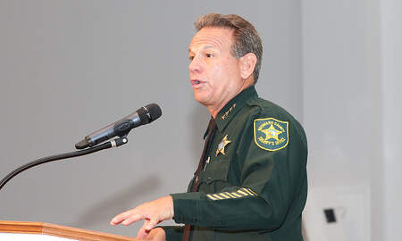 Florida News - Suspended Broward Sheriff Testifies In Hearing To Get His Job Back