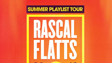 None - Rascal Flatts @ The Toyota Amphitheatre