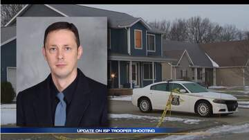 Chris Michaels - Indiana Trooper shot by 11 y/o son, over not buying him video game systems