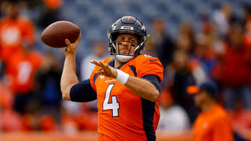 Mike Rice - Broncos To Trade QB Case Keenum To The Redskins