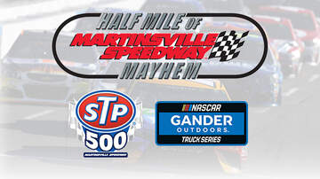 None - A Perfect Weekend For Racing At Martinsville Speedway!