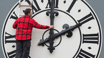 Chris Marino -  54% of Americans Want to Stop Moving the Clocks Twice a Year