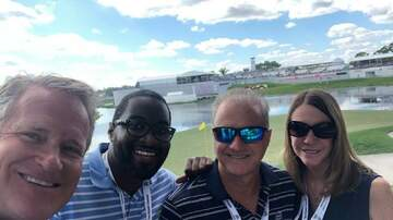 The Mo & Sally Show - Our Honda Classic Pictures