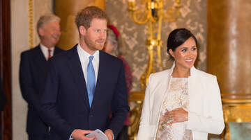 Sisanie - Meghan Markle Jokes About Putting Her Feet Up In This Stage Of Pregnancy