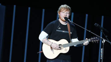 Jagger - Ed Sheeran posted a picture of himself... as a cat, and it's amazing!