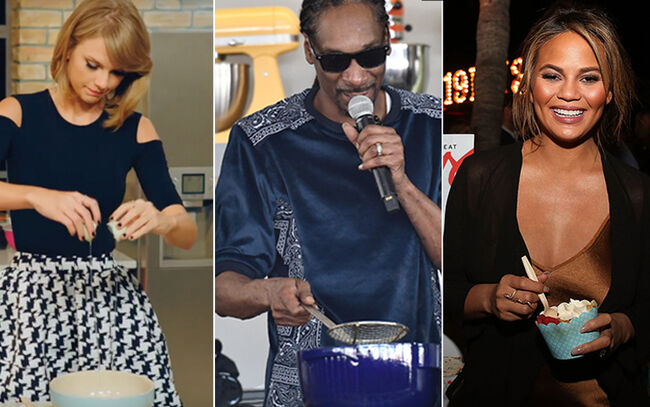20 Celebrities Who Are Great Cooks