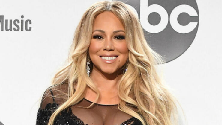 Mariah Carey Takes You On A Glittery Subway Ride In 'A No No' Music Video | iHeartRadio