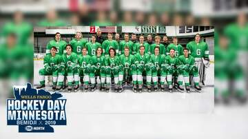The KFAN Bits Page - LISTEN: Greenway Game Winning Goal in Overtime at State!