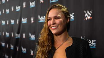 Brad Miller - WARNING! THIS IS GROSS... Ronda Rousey nearly severed her finger