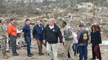 The Joe Pags Show - Trump Views Tornado Damage In Alabama