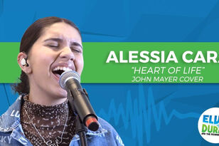 Alessia Cara Gives Passionate Cover of John Mayer's 'Heart of Life'