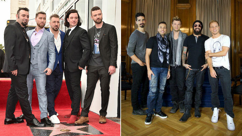 Are Backstreet Boys And *NSYNC Starting A Supergroup?