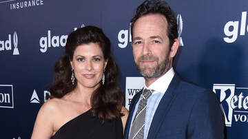 Entertainment News - Luke Perry's Fiancée Breaks Silence On His Tragic Death For The First Time