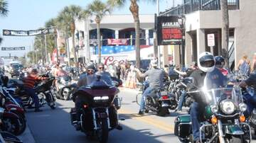 Steve Hall - Daytona Bike Week 19