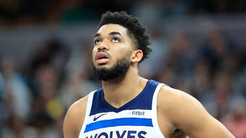 Wolves Blog - Timberwolves C Towns sidelined by sore knee   KFAN