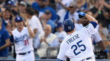 Dodgers Clubhouse - David Freese: Man This Team Wants It So Bad. This City Wants It So Bad.