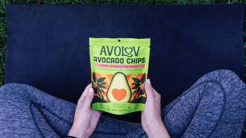 Bobby Bones - Food World: Avocado Chips Are The New Healthy Fun Food