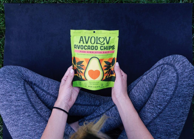 Food World: Avocado Chips Are The New Healthy Fun Food