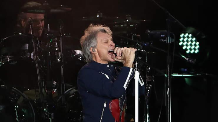Jon Bon Jovi Covers Harry Styles' 'Watermelon Sugar'