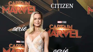 Valentine In The Morning - Brie Larson Surprises Moviegoers During 'Captain Marvel' Opening Weekend