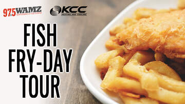 None - KCC Heating & Cooling WAMZ Fish Fry-Day Tour