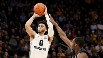 Marquette Courtside - Markus Howard One Of 15 Finalists For John R. Wooden Award