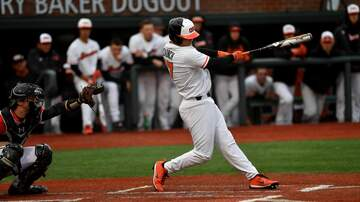 Oregon State Beavers - Beavers get two wins and a tie in Seattle. Civil War baseball next!!