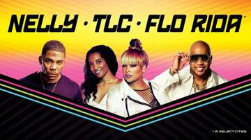 None - Nelly, TLC, and Flo Rida Summer Tour