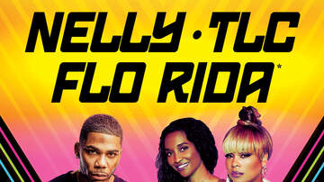 None - Nelly, TLC and Flo Rida at the Walmart AMP!