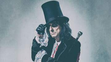 None - Alice Cooper at Jacobs Pavilion