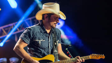 None - Country Music Superstar Brad Paisley Returns to the Walmart AMP