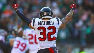 Matt Thomas - Report: Texans Offering Tyrann Mathieu $9.5 Million As He Tests the Market