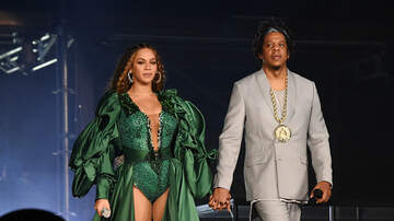 EJ - Beyonce And Jay-Z To Be Honored At GLAAD Media Awards In L.A.
