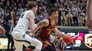 Gopher Blog - Coffey Repeats as Big Ten Player of the Week | KFAN