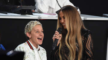EJ - Ellen DeGeneres Offers to be Jennifer Lopez's Maid of Honor